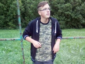 Dániel220 17 éves társkereső profilképe