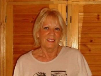 gabika01 64 éves társkereső profilképe
