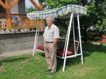 Gézike 57 éves társkereső profilképe