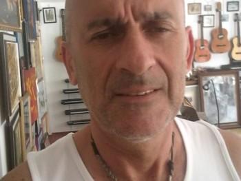 Avantgard 57 éves társkereső profilképe
