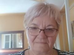 Marika34 - 67 éves társkereső fotója