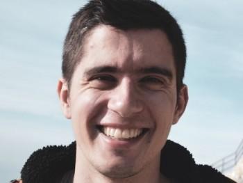 kfrontera 20 éves társkereső profilképe