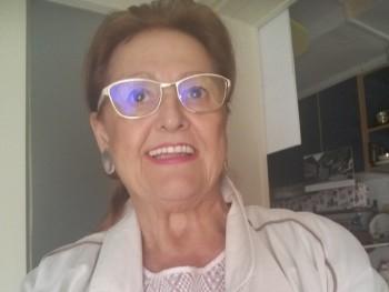 Éda 69 éves társkereső profilképe