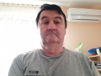 Csemegés63 65 éves társkereső profilképe