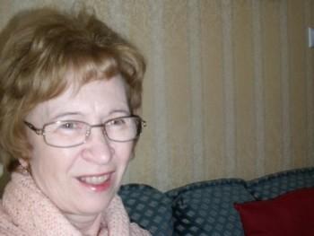 Nellike 66 éves társkereső profilképe