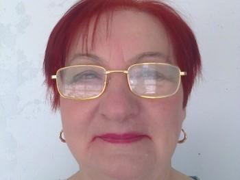 Máriajudit 68 éves társkereső profilképe