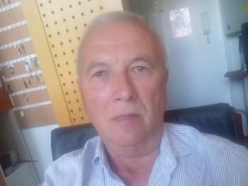 Laszlojanos 66 éves társkereső profilképe
