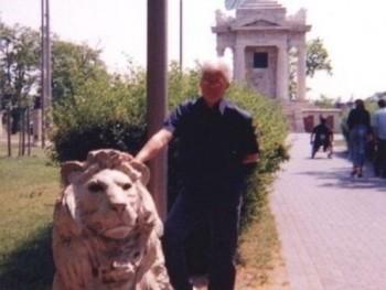 Petruska 81 éves társkereső profilképe