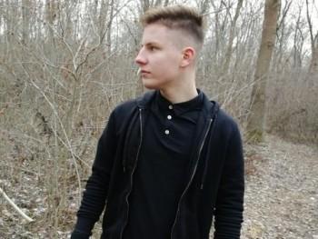 VenoX 18 éves társkereső profilképe