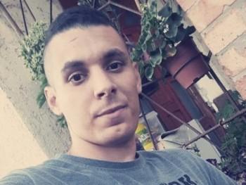 Jocyy 25 éves társkereső profilképe