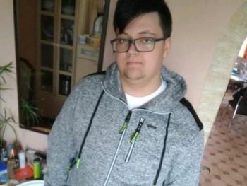 axel0812 18 éves társkereső profilképe
