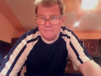 Petikém 66 éves társkereső profilképe