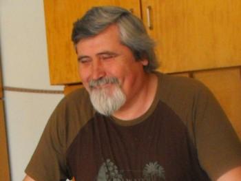 Georgo 67 éves társkereső profilképe