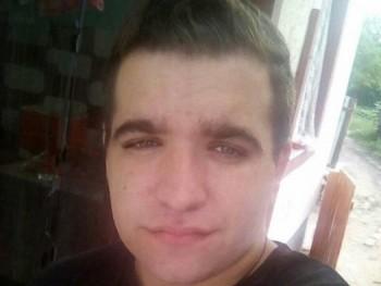 Gábor - társkereső Farád - 30 éves férfi ()
