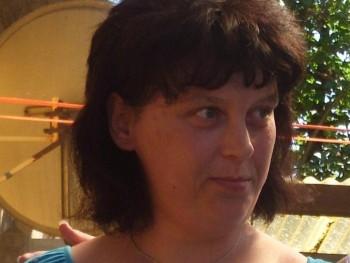 Erika75 44 éves társkereső profilképe