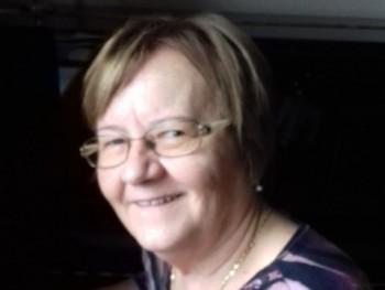 Márta Mohos 72 éves társkereső profilképe