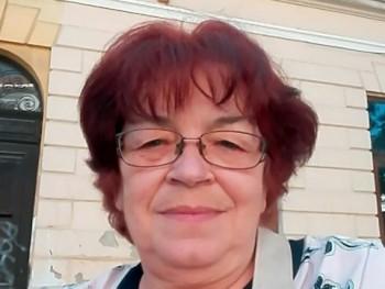 Györgyi1 61 éves társkereső profilképe