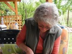 Kozma Anna - 66 éves társkereső fotója