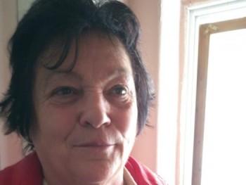 Balázs Erzsébet 67 éves társkereső profilképe
