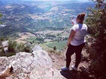 Eszter Bacsa 16 éves társkereső profilképe