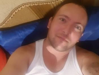 Gábor870112 33 éves társkereső profilképe