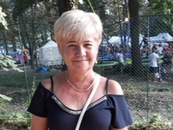 Theresa 61 éves társkereső profilképe