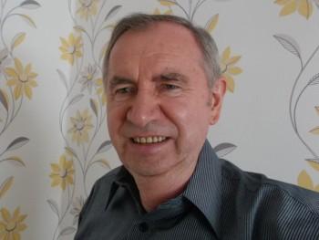 cicabarát 69 éves társkereső profilképe