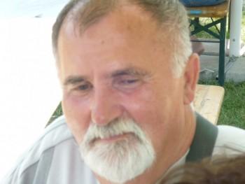 lúdláb 69 éves társkereső profilképe