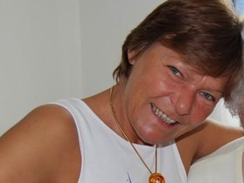 Kovács Jolán 65 éves társkereső profilképe