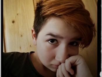 IrcsiR 17 éves társkereső profilképe
