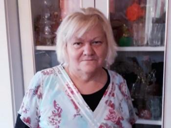 Gyöngyike 62 éves társkereső profilképe