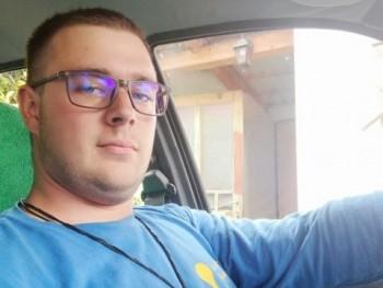 Szabolcs27 29 éves társkereső profilképe