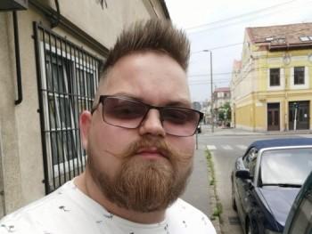 Dzsordzsi 24 éves társkereső profilképe