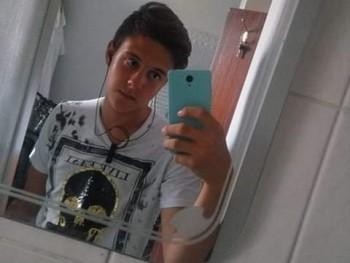 Dominik000 18 éves társkereső profilképe