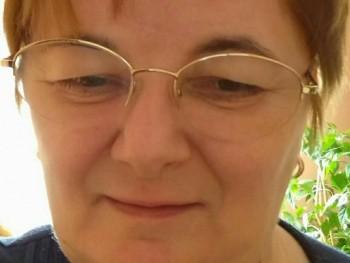 judit 58 éves társkereső profilképe