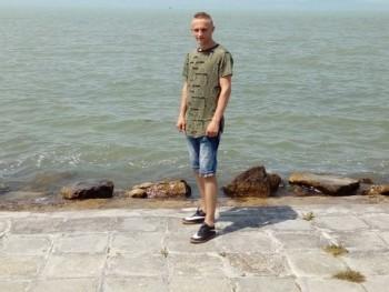 Bandi2424 26 éves társkereső profilképe
