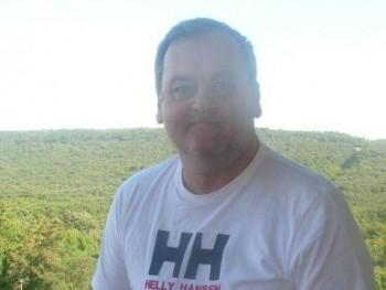 gumipók 50 éves társkereső profilképe