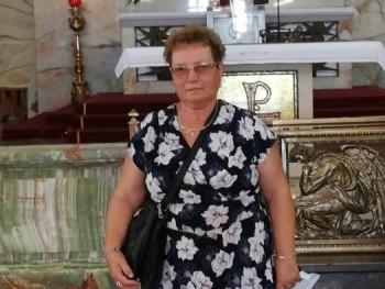 MáriaStejer 62 éves társkereső profilképe