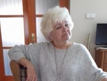 Ibolya47 74 éves társkereső profilképe
