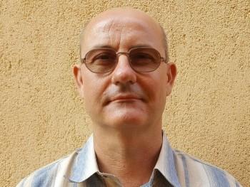 Dömötör Tamás 50 éves társkereső profilképe