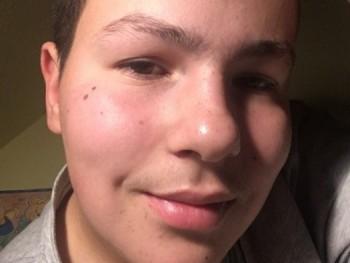 Matykó 17 éves társkereső profilképe