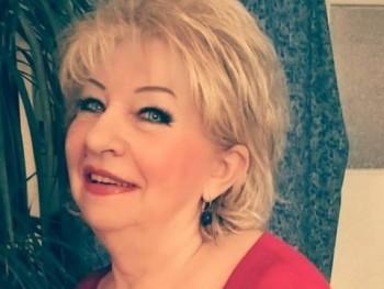 Mery Szöszi 65 éves társkereső profilképe