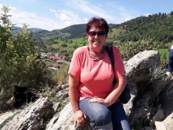 Zsikee 60 éves társkereső profilképe