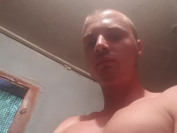 szécsi Gábor 24 éves társkereső profilképe