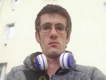 Gergely 0217 29 éves társkereső profilképe