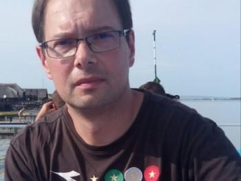 Gábor1942 43 éves társkereső profilképe
