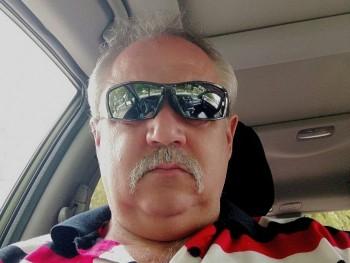 bocman 60 éves társkereső profilképe