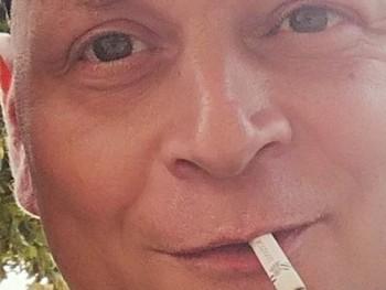 Blood 41 éves társkereső profilképe