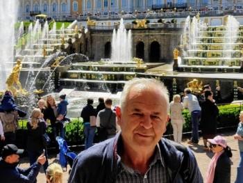 Adalbert 67 éves társkereső profilképe