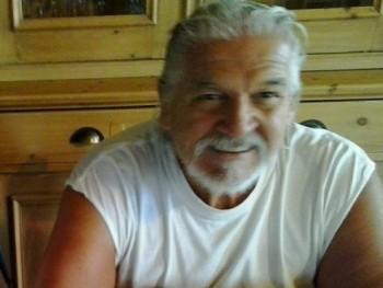Papa007 61 éves társkereső profilképe